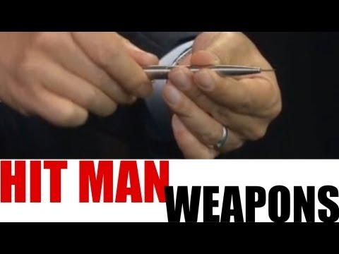 Poison Pen and Flashlight Gun Among North Korean Assassins Toolkit