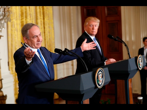 Trump won't commit to a one or two-state solution in Israel