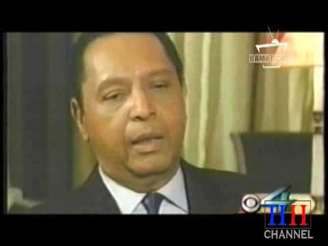 Jean Claude duvalier Interview in Paris(the first and last formal interview after he left Haiti)