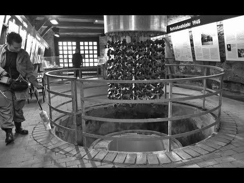 Hitler's nuclear pile - WWII uranium cube reactor & the Alsos mission: Atomkeller Haigerloch