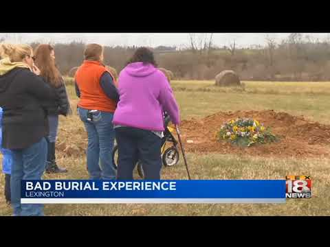 Bad Burial Experience