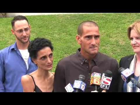 Anthony Caravella freed after 26 years in jail