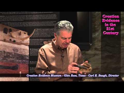 London hammer-400 million year old artifact