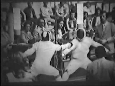 FENCING Montreal Olympics 1976