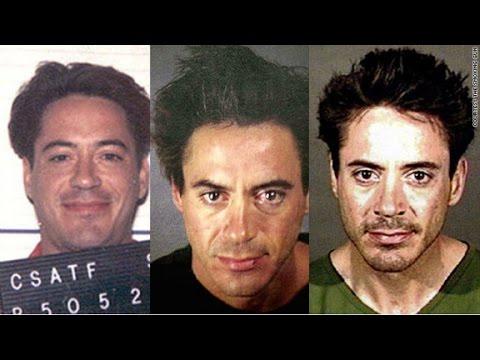 Robert Downey Jr.'s history of bad behavior