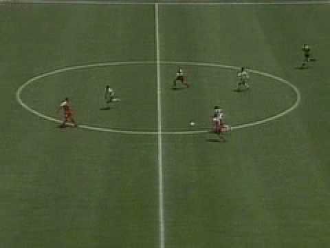 World Cup '94 – Al Owairan – Saudi Arabia vs Belgium