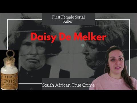 South Africa`s First Female Serial Killer   Daisy De Melker   True Crime   NicoleClaire