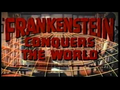 Frankenstein Conquers the World (1965) - American Theatrical Trailer