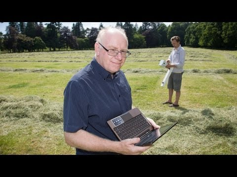 Warren Field - The Beginning of Time?