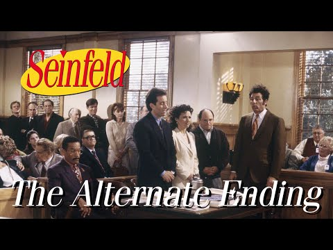 Seinfeld - The Exclusive Alternate Ending