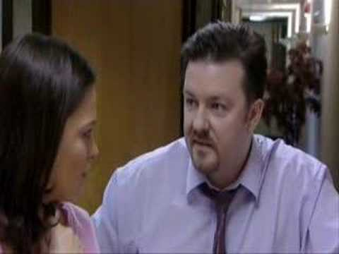 David Brent hates sexism