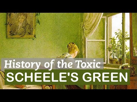 Color That Killed Napoleon: Scheele's Green | LittleArtTalks