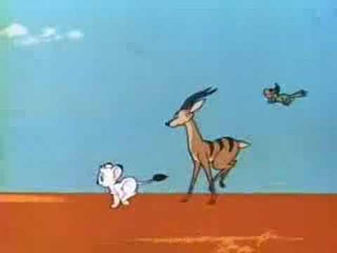 Kimba, the White Lion (1965) Trailer