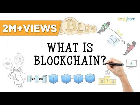 Blockchain In 7 Minutes | What Is Blockchain | Blockchain Explained|How Blockchain Works|Simplilearn