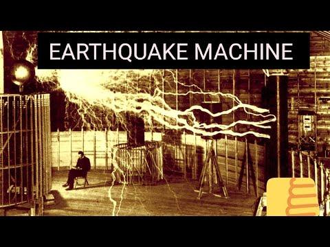 NIKOLA TESLA'S EARTHQUAKE MACHINE | TESLA MOTORS | TECH TUESDAY