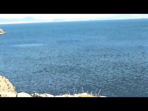 LAKE TITICACA UNDERWATER UFO - English Version