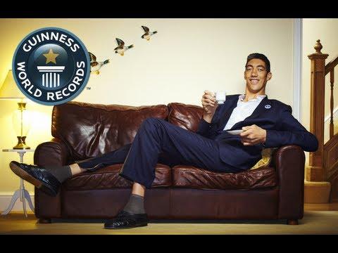 Tallest Man in the World: Sultan Kösen - Guinness World Records