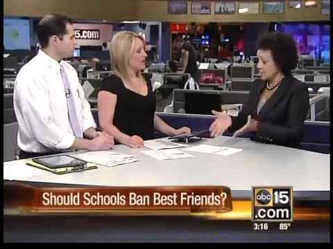 Schools to ban making best friends
