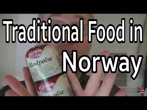 Blodpølse A traditional food in Norway | Blood Pudding | AmeriNorge