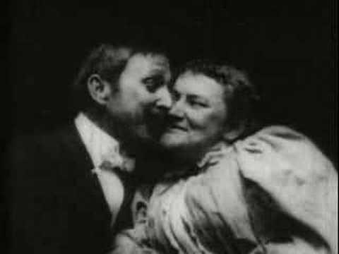 The May-Irwin Kiss (Edison, 1896)