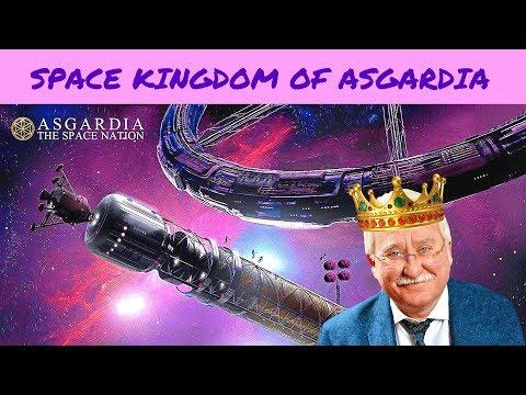 The Space Kingdom of Asgardia