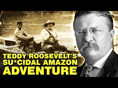 Theodore Roosevelt's Amazon Adventure