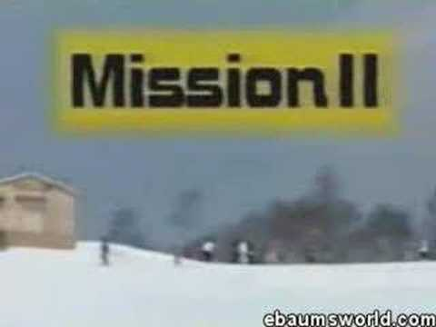 japanese ski resort punk'd