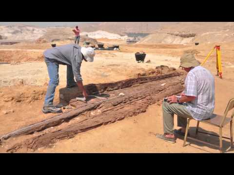 The earliest funerary boat ever found in Egypt (c. 2900 BC)