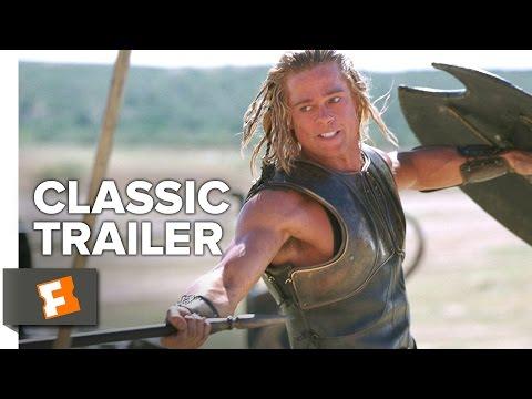 Troy (2004) Official Trailer - Brad Pitt, Eric Bana, Orlando Bloom Movie HD
