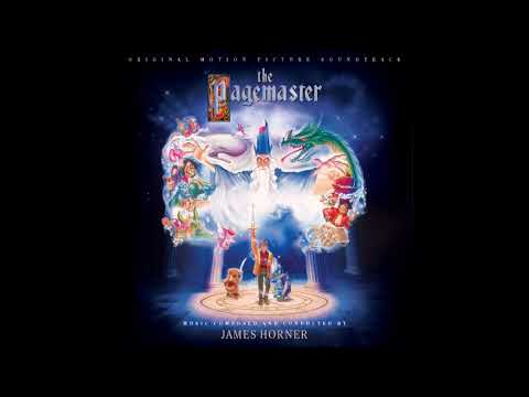 03 - Main Title - James Horner - The Pagemaster