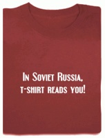 In Soviet Folded Marge Red Folded