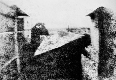 800Px-View From The Window At Le Gras, Joseph Nicéphore Niépce
