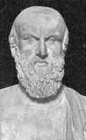 Aischylos Büste