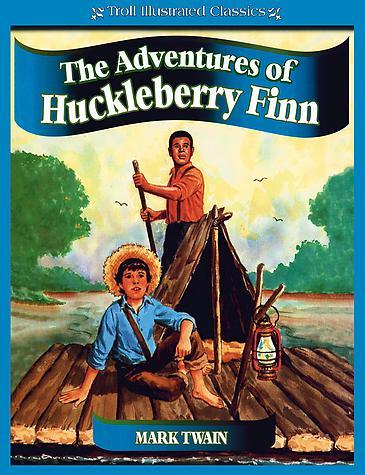 A critical analysis of mark twains best work huckleberry finn
