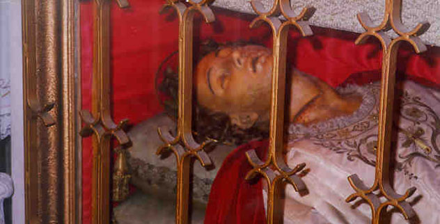 Photo of Top 10 Incorrupt Corpses