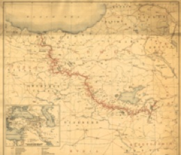 200Px-First Republic Of Armenia-West Boarders By Woodrow Wilson