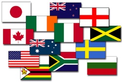 Flag Countries
