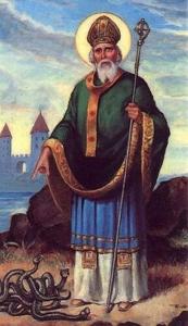 St Patrick-Banising Snakes-Large-1