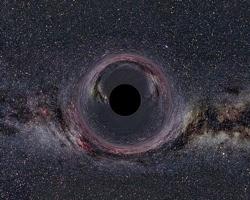 750Px-Black Hole Milkyway