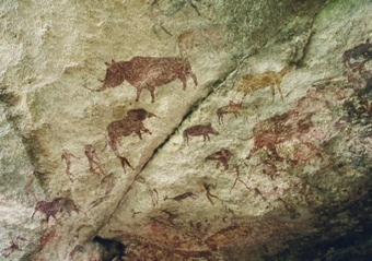 Cave Paintings-Murewa