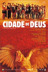 Cidade De Deus City Of God Poster