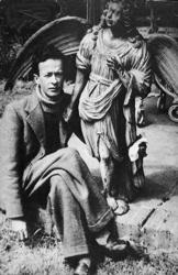 Dentonwelch-Statue