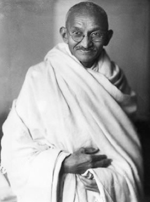 Gandhi Studio 1931