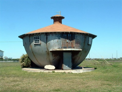 Kettle House, Galveston, Texas 1