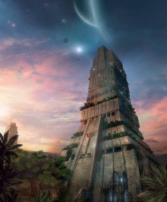 15 Astoundingly Beautiful Sci-Fi Images