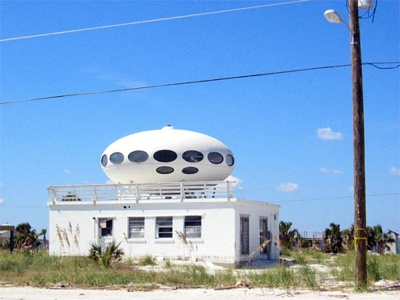 Planet House, Pensacola Beach, Florida 1