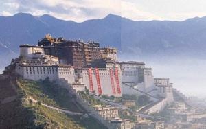 Tibet - Potasi-Monastery
