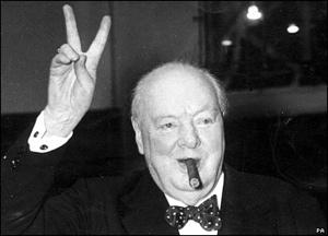 42301054 Churchill V Sign 416