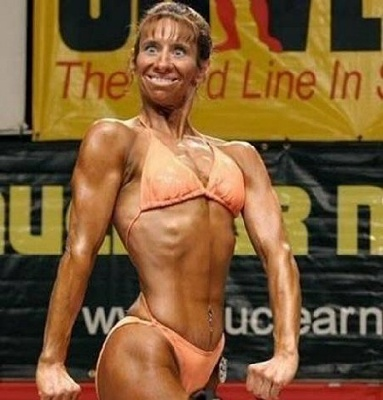 Funny-Muscle-Lady