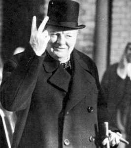 G6857 U3848 Sir Winston Churchill